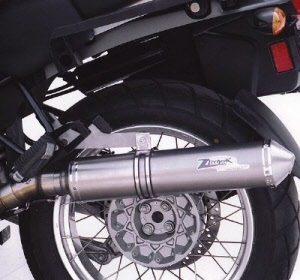 BMW R1150GS Exhausts